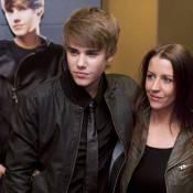 Justin Bieber : Le jeune badboy de 'Boyfriend' déclare sa flamme à maman !