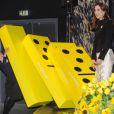 La princesse Mary de Danemark inaugurait le 8 mai 2012 une campagne en faveur de l'Association danoise de lutte contre le cancer.