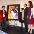 La princesse Mary de Danemark révélait à Copenhague le 6 mai 2012 avec la complicité et la présence de Romero Britto le portrait d'elle que l'artiste brésilien a réalisé à l'occasion de la Journée des enfants (Børnehjaelpsdagen) au Danemark 2012, dont elle est la marraine et dont il a signé l'affiche.
