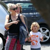 Gwen Stefani : Entre sa mère, ses fils et no Doubt, elle gère !