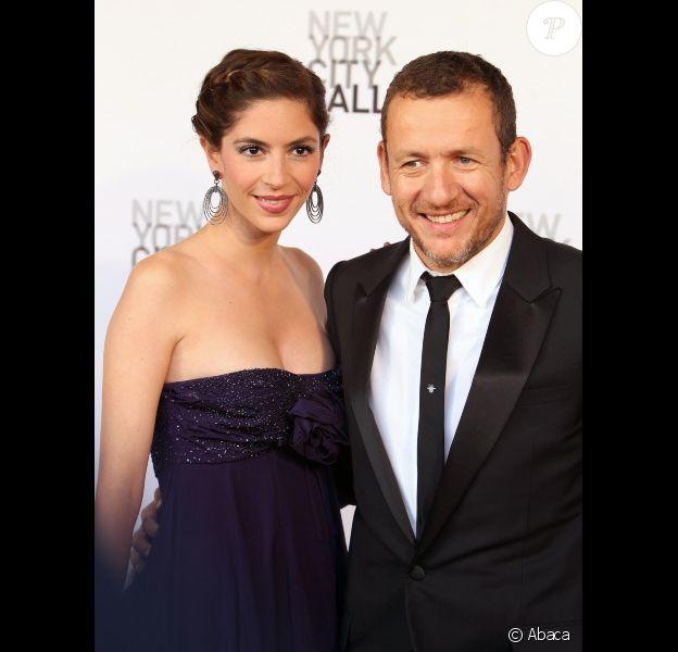 Dany Boon et sa femme Yaël au New York City Ballet, le 10 mai 2012.