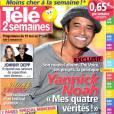 Le magazine  Télé 2 Semaines  en kiosques le lundi 14 mai 2012.