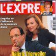 Le magazine  L'Express  du 16 mai 2012