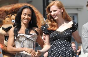 Cannes 2012 : Jada Pinkett Smith et Jessica Chastain domptent les bêtes sauvages
