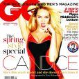 Candice Swanepeol en couverture du magazine  GQ  britannique de mai 2012.
