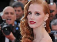 Cannes 2012 : Jessica Chastain, sublime femme fatale avec Jada Pinkett Smith