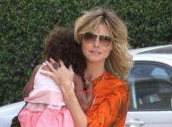Heidi Klum, maman aimante capable de tout pour ses quatre enfants