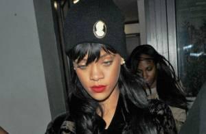 Rihanna : Soirée bien arrosée avec Didier Drogba, elle tire encore sur la corde