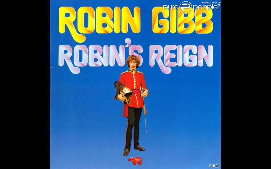 Robin Gibb,    Robin's Reign , 1er album en solo (1969)