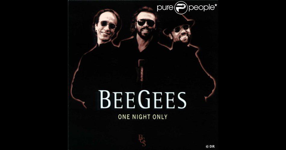 Bee Gees,  One Night Only , 1997. Ce devait être le dernier concert, cela aura été la dernière tournée.