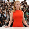 Nicole Kidman, portant une robe Antonio Berardi, lors du photocall du film Paperboy au Festival de Cannes le 24 mai 2012