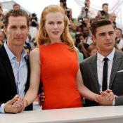 Cannes 2012 : Nicole Kidman est rayonnante quand son film est hué