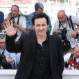 John Cusack lors du photocall du film Paperboy au Festival de Cannes le 24 mai 2012