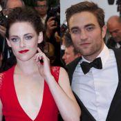 Cannes 2012 : Robert Pattinson et Kristen Stewart, femme fatale amoureuse