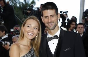 Novak Djokovic en amoureux, Didier Drogba... Cannes sous le signe du sport