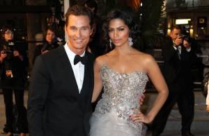 Cannes 2012 : Matthew McConaughey et Camila Alves, un couple tellement glamour
