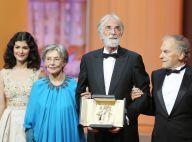 Cannes 2012 - La cérémonie de clôture et la remise de la Palme d'or à Amour