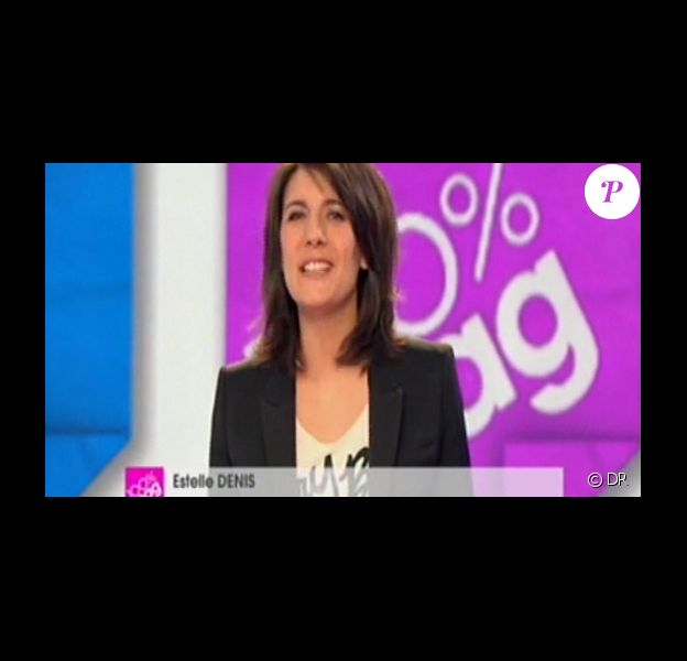 Estelle Denis, aux commandes de 100% Mag, quitte M6 pour TF1