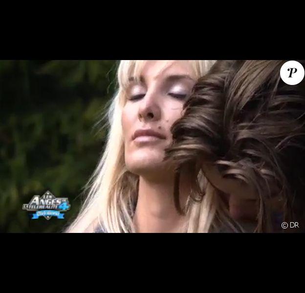 Marie dans Les Anges de la télé-réalité 4 sur NRJ 12 le lundi 28 mai 2012