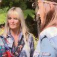 Marie, Julia et Geoffrey dans Les Anges de la télé-réalité 4 sur NRJ 12 le lundi 28 mai 2012