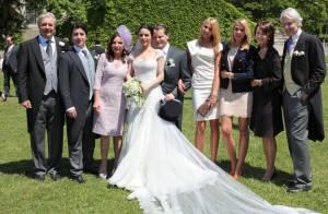 Mariage chez les Faber-Castell : Le comte Charles Alexander a épousé Melissa