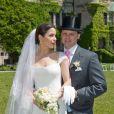 Charles Alexandre de Faber-Castell, héritier de la maison d'articles de bureau et d'art Faber-Castell, et sa compagne Melissa Eliyesil ont célébré leur mariage le 26 mai 2012 à Stein, en Bavière, fief de la famille aristocratique.