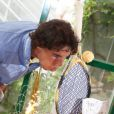Rafael Nadal fête son anniversaire à Roland-Garros le 3 juin 2012