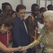 Jubilé d'Elizabeth II : La reine a suivi la belle Kylie Minogue en backstage...