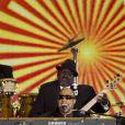 Stevie Wonder a souhaité un Happy Birthday à la reine pour ses 60 ans de règne. La reine Elizabeth II a pu compter sur le meilleur des artistes du royaume, réunis par le Take That Gary Barlow, pour faire vibrer son jubilé de diamant lors du concert donné à Buckingham Palace le 4 juin 2012.