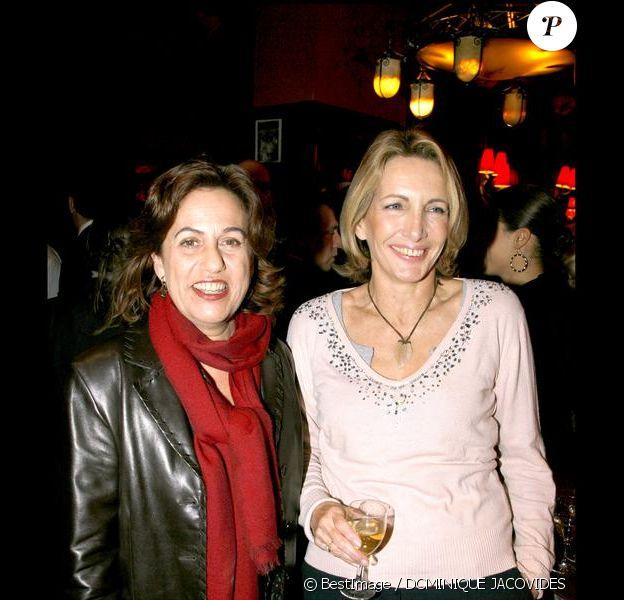 Florence Schaal en mars 2007 à Paris