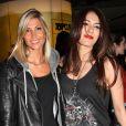 Alexandra Rosenfeld et Sofia Essaïdi au Spring Summer Ball organisé par Eleven Paris et Universal, à Citadium à Paris, le 5 juin 2012