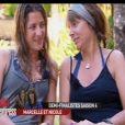 Marcelle et Nicole dans Pékin Express 2012, mercredi 6 juin 2012 sur M6