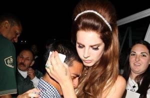 Lana Del Rey, très tendre avec ses fans, leur offre une nouvelle chanson