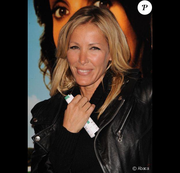 Ophélie Winter en novembre 2011 à Paris