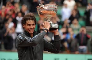 Roland-Garros 2012 : Rafael Nadal, de la terre battue au septième ciel