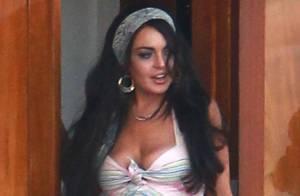 Lindsay Lohan : Un mensonge après son accident qui pourrait lui coûter cher