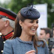 Jubilé d'Elizabeth II : Kate Middleton, sublime et complice avec la reine