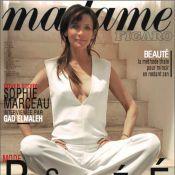 Gad Elmaleh : ''Sophie Marceau est unique, c'est un joyau''