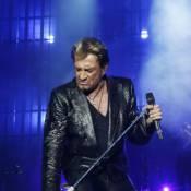 Johnny Hallyday et son charisme de feu ont éteint la pluie au Stade de France