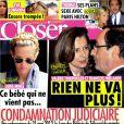 Le magazine Closer en kiosques ce samedi 16 juin 2012.