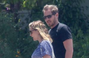Drew Barrymore, enceinte : Retour à la réalité avec son mari Will