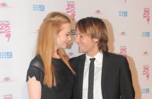 Nicole Kidman et Keith Urban, amoureux complices devant le solitaire Seal