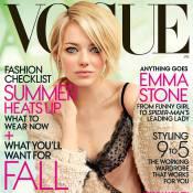 La pétillante Emma Stone fait chavirer Anna Wintour