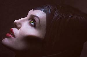 Maleficent : Première image de la sorcière Angelina Jolie