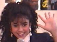 Shakira à 14 ans avec son premier single Magia, attention les yeux !