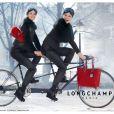 Campagne Longchamp, automne-hiver 2012-2013