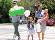 Jessica Alba et Cash Warren : Un style parfait pour leurs filles craquantes