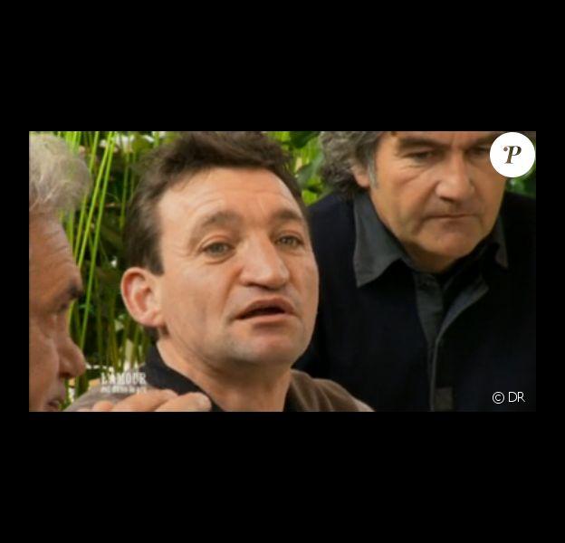 Jean-Michel dans L'amour est dans le pré, que sont-ils devenus ?, lundi 25 juin 2012