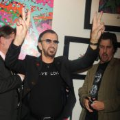 Ringo Starr : À 71 ans, une forme olympique et une expo événement