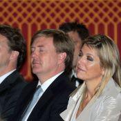 Princesse Maxima et prince Willem-Alexander : Gros coup de barre en mission ?